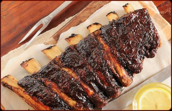 Traeger Beef Ribs  Pin by D R on Ribs