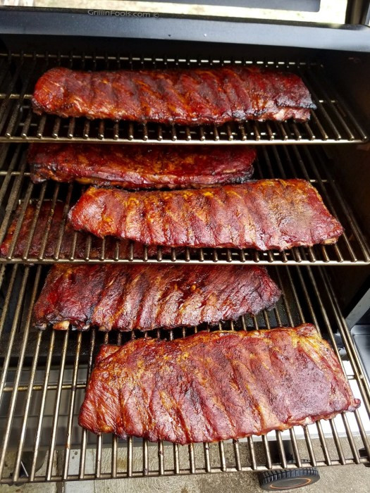 Traeger Beef Ribs  traeger boneless pork ribs