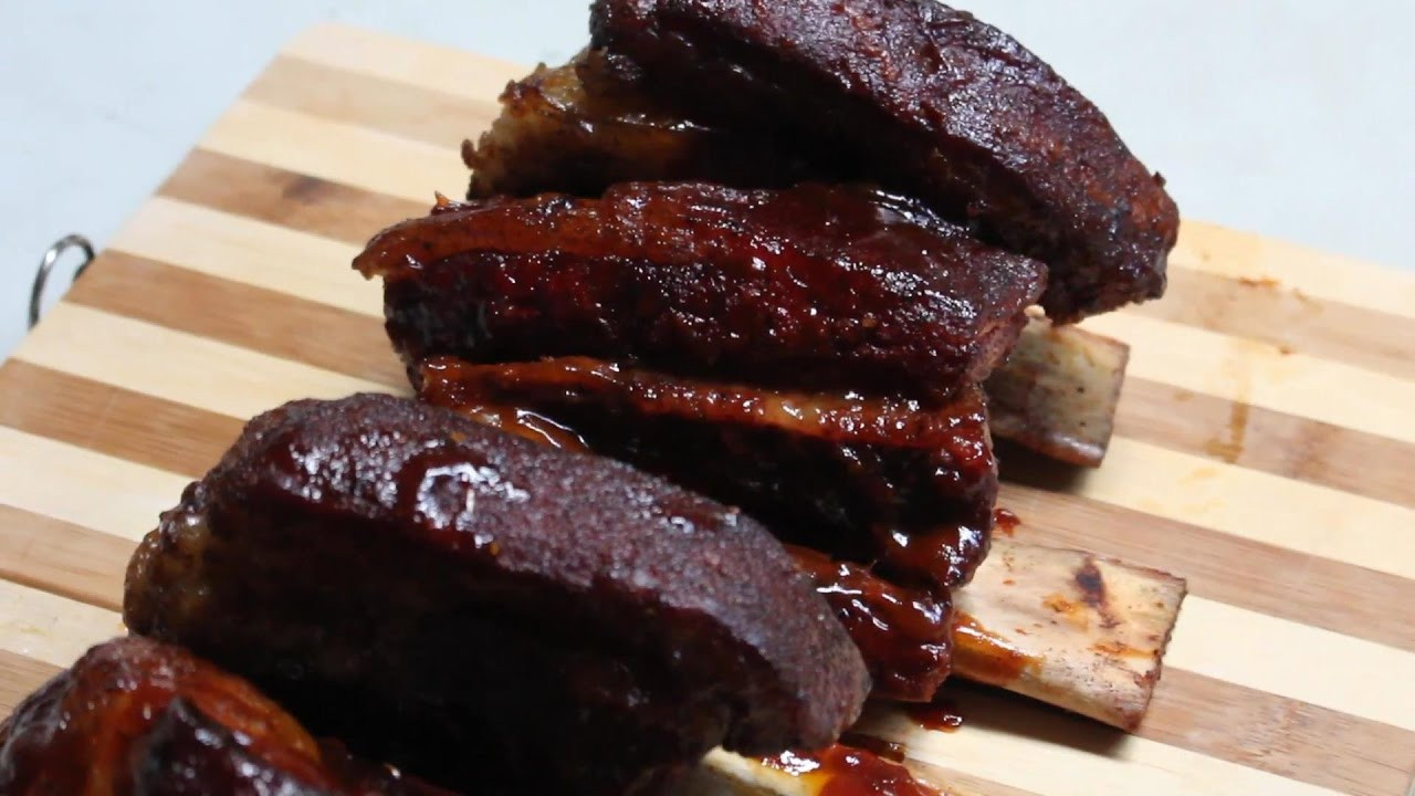 Traeger Beef Ribs  Cooking on a Traeger Pellet Grill Beef Ribs and Chuck