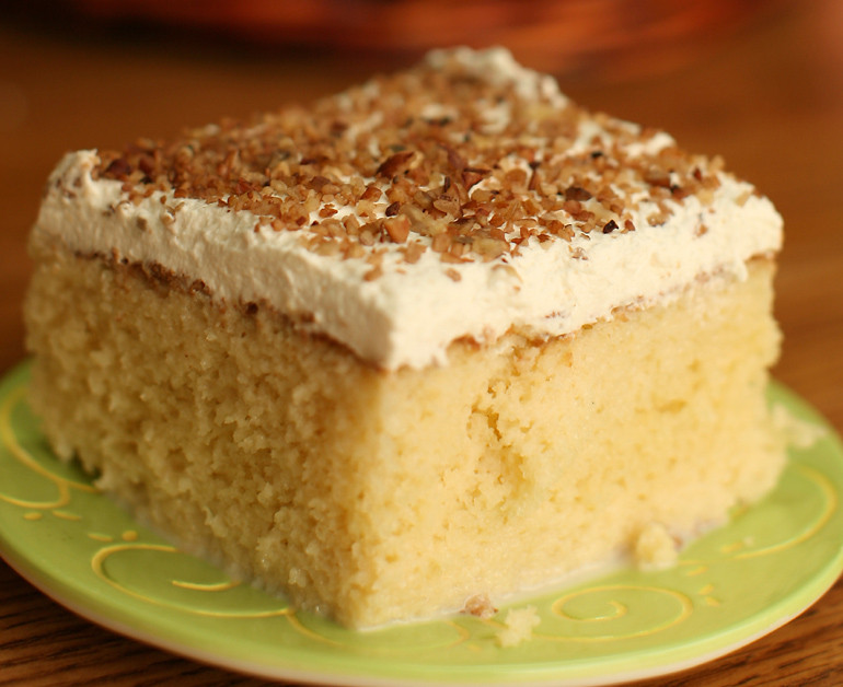 Tres Leche Cake Recipe  Tres Leches Cake Daisy Brand