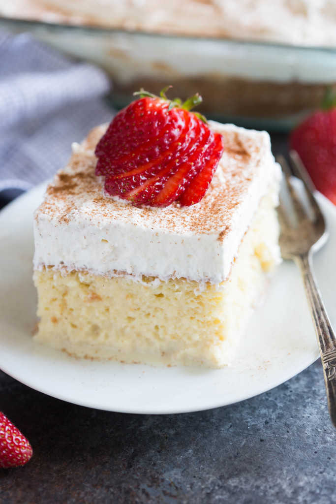 Tres Leche Cake Recipe  Tres Leches Cake Recipe Tastes Better From Scratch