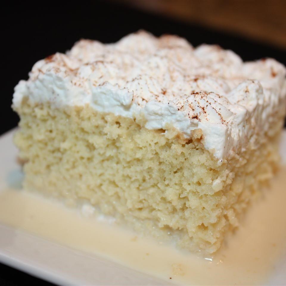 Tres Leche Cake Recipe  Tres leches cake recipe All recipes UK