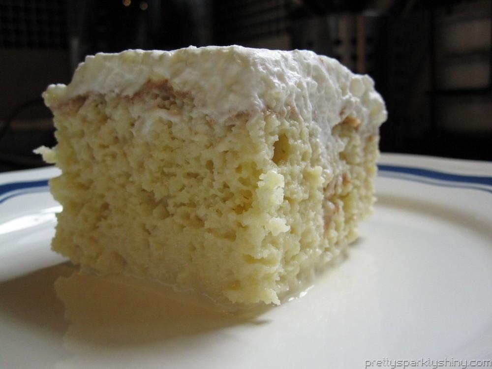 Tres Leche Cake Recipe  Making an Easy Tres Leches Cake Kristina Braly