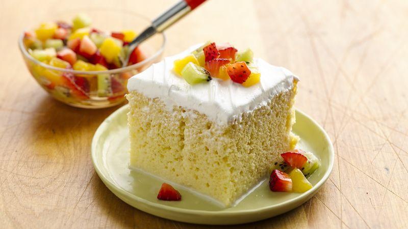 Tres Leche Cake Recipe  Premium Tres Leches Cake Recipe BettyCrocker