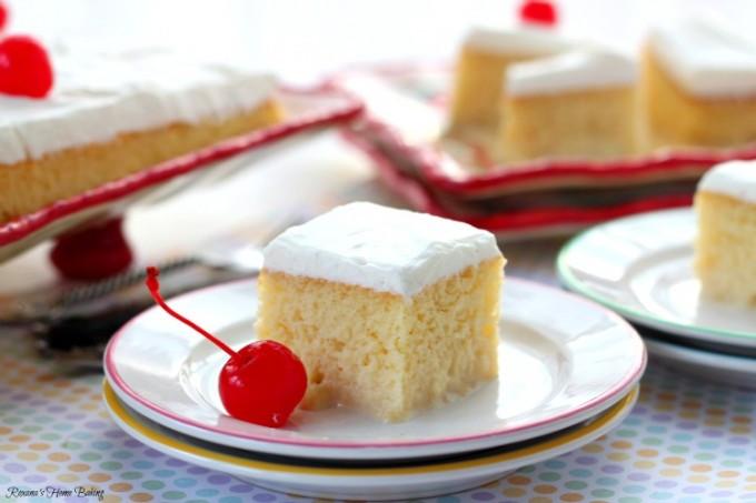 Tres Leche Cake Recipe  Tres leches cake recipe