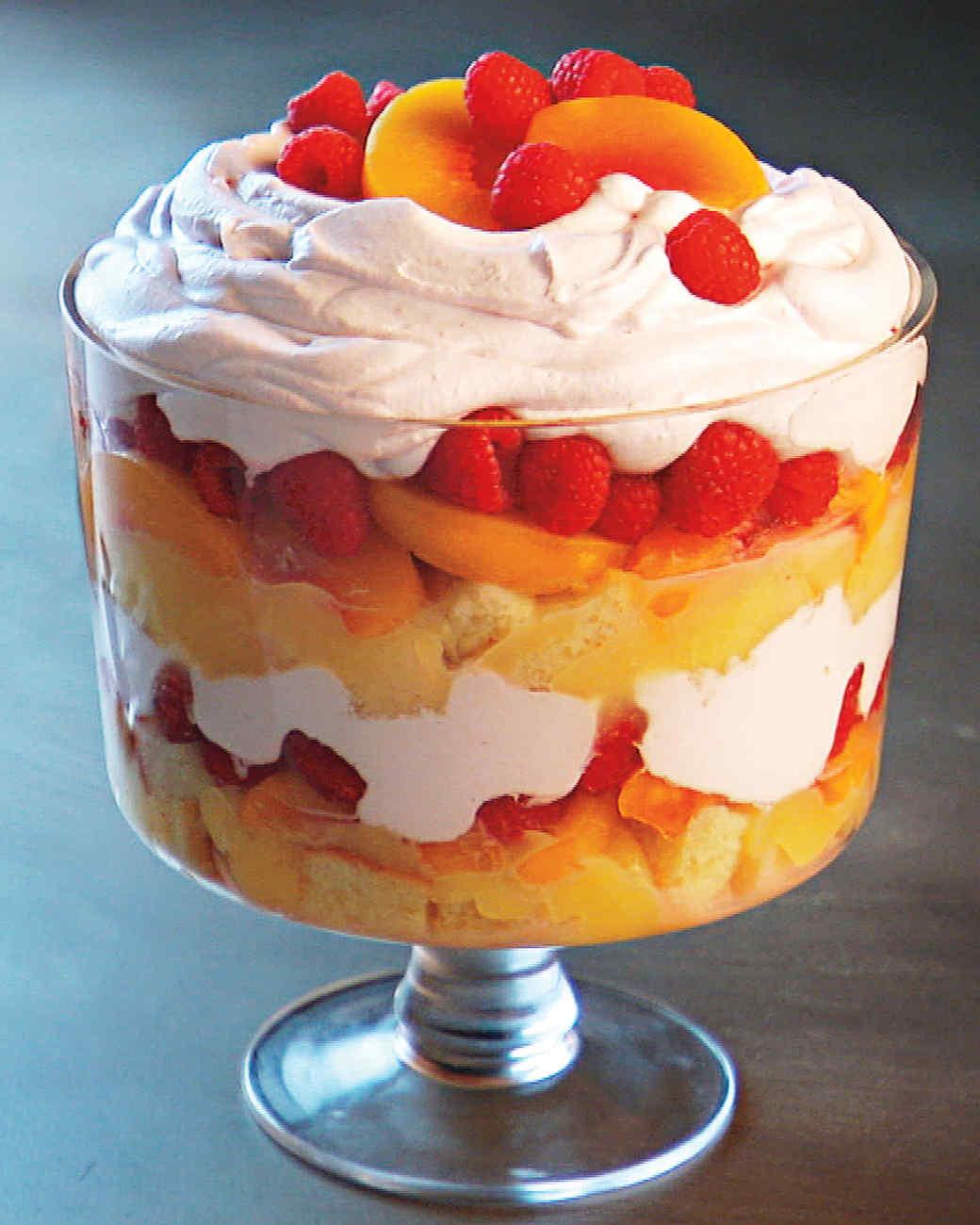 Triffle Dessert Recipe  12 Impressive Holiday Trifle Recipes