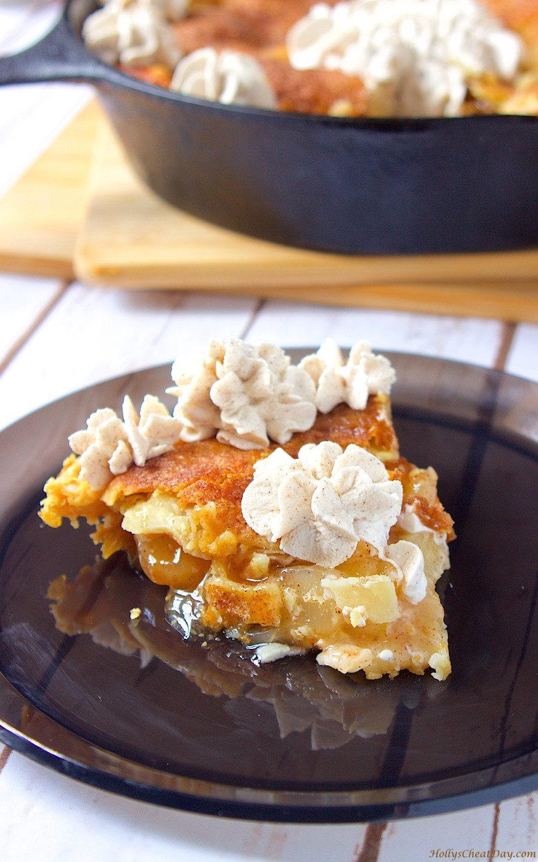 Trisha Yearwood Skillet Apple Pie  skillet apple pie trisha yearwood