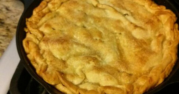 Trisha Yearwood Skillet Apple Pie  Skillet apple pie nailed it Trisha Yearwood s recipe