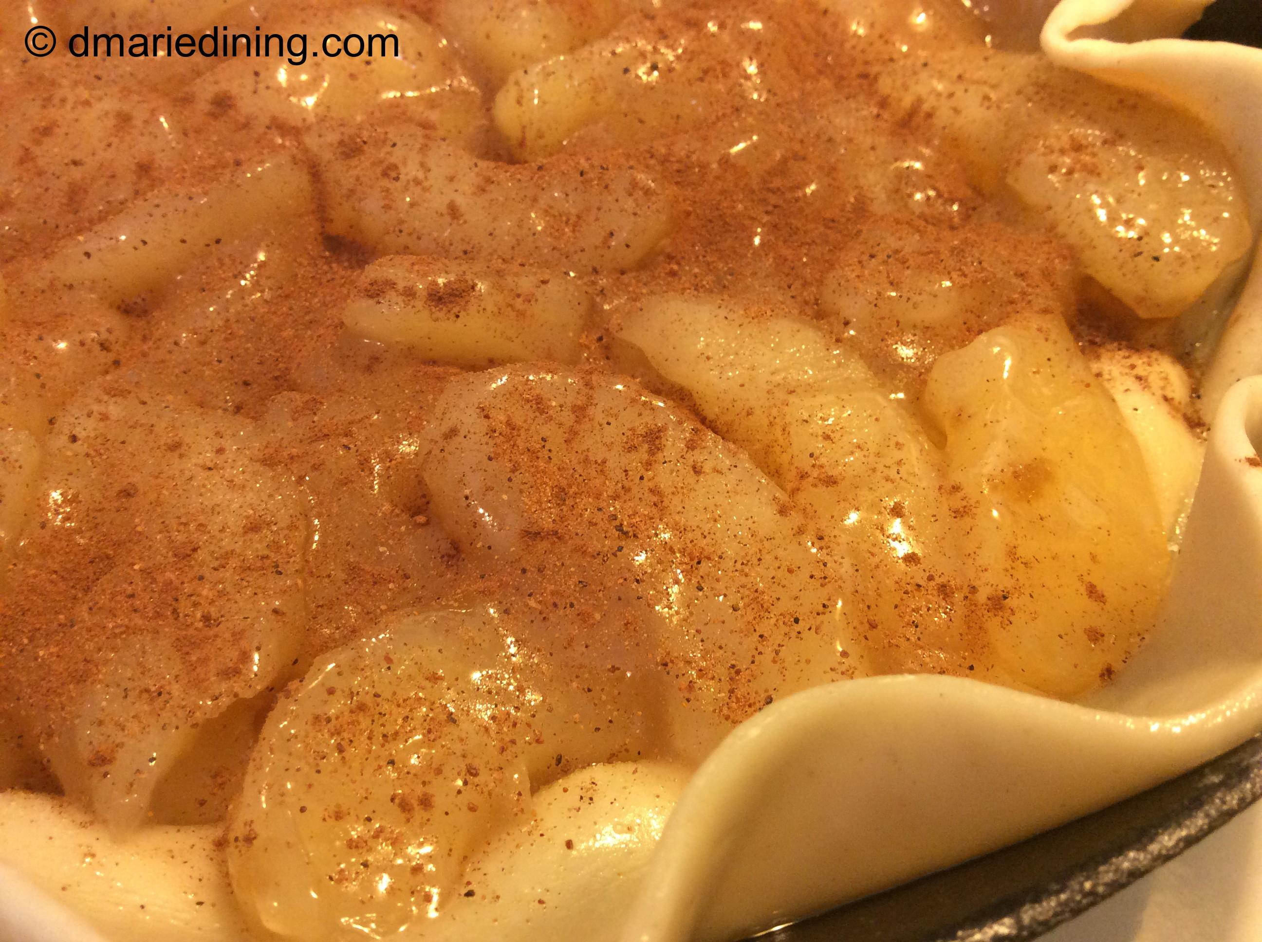 Trisha Yearwood Skillet Apple Pie  Skillet Apple Pie Adapted from Trisha Yearwood's recipe
