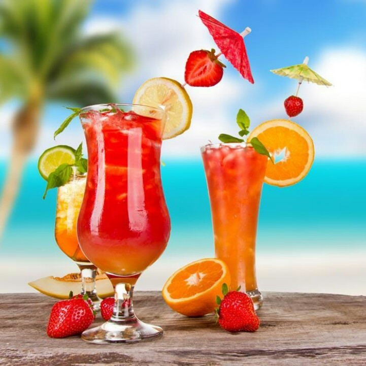 Tropical Drinks With Vodka  26 best images about Tropical drinks on Pinterest