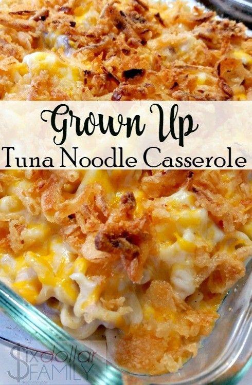 Tuna Macaroni Casserole  Best 25 Tuna casserole ideas on Pinterest