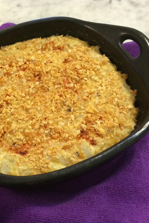 Tuna Macaroni Casserole  Skinny Creamy Tuna Mac Casserole