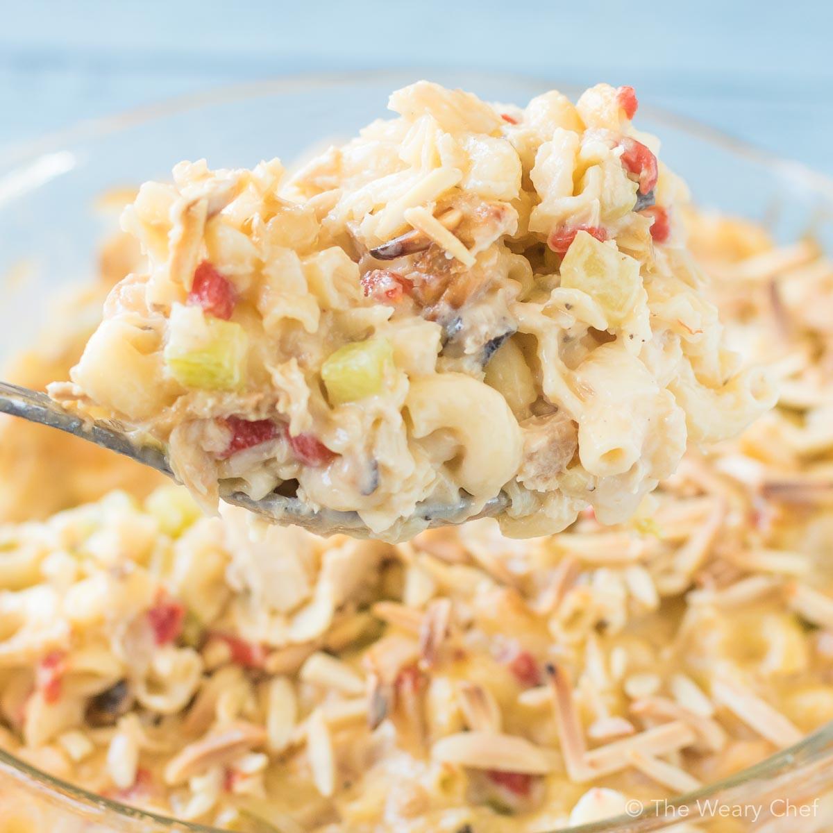 Tuna Noodle Casserole Recipes  Best Tuna Noodle Casserole The Weary Chef