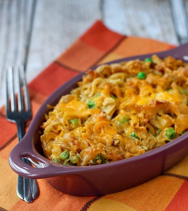 Tuna Noodle Casserole Recipes  Tuna Noodle Casserole Recipe a twist on the classic