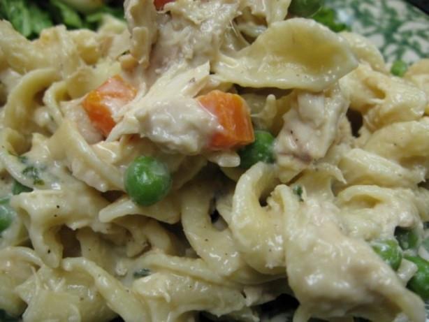 Tuna Noodle Casserole Recipes  Quick And Easy Stove Top Tuna Noodle Casserole Recipe