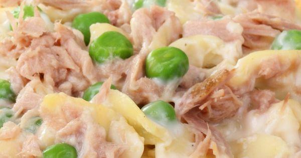 Tuna Noodle Casserole With Cream Of Mushroom Soup  e Pot Tuna Casserole Recipe with Egg Noodles Peas