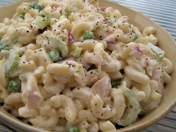 Tuna Pasta Salad Recipe  Simple Tuna Pasta Salad Recipe Food