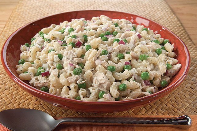 Tuna Pasta Salad Recipe  Tuna Pasta Salad Kraft Recipes