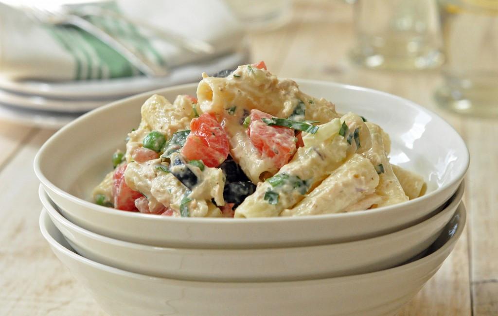 Tuna Pasta Salad  The Best Tuna Pasta Salad