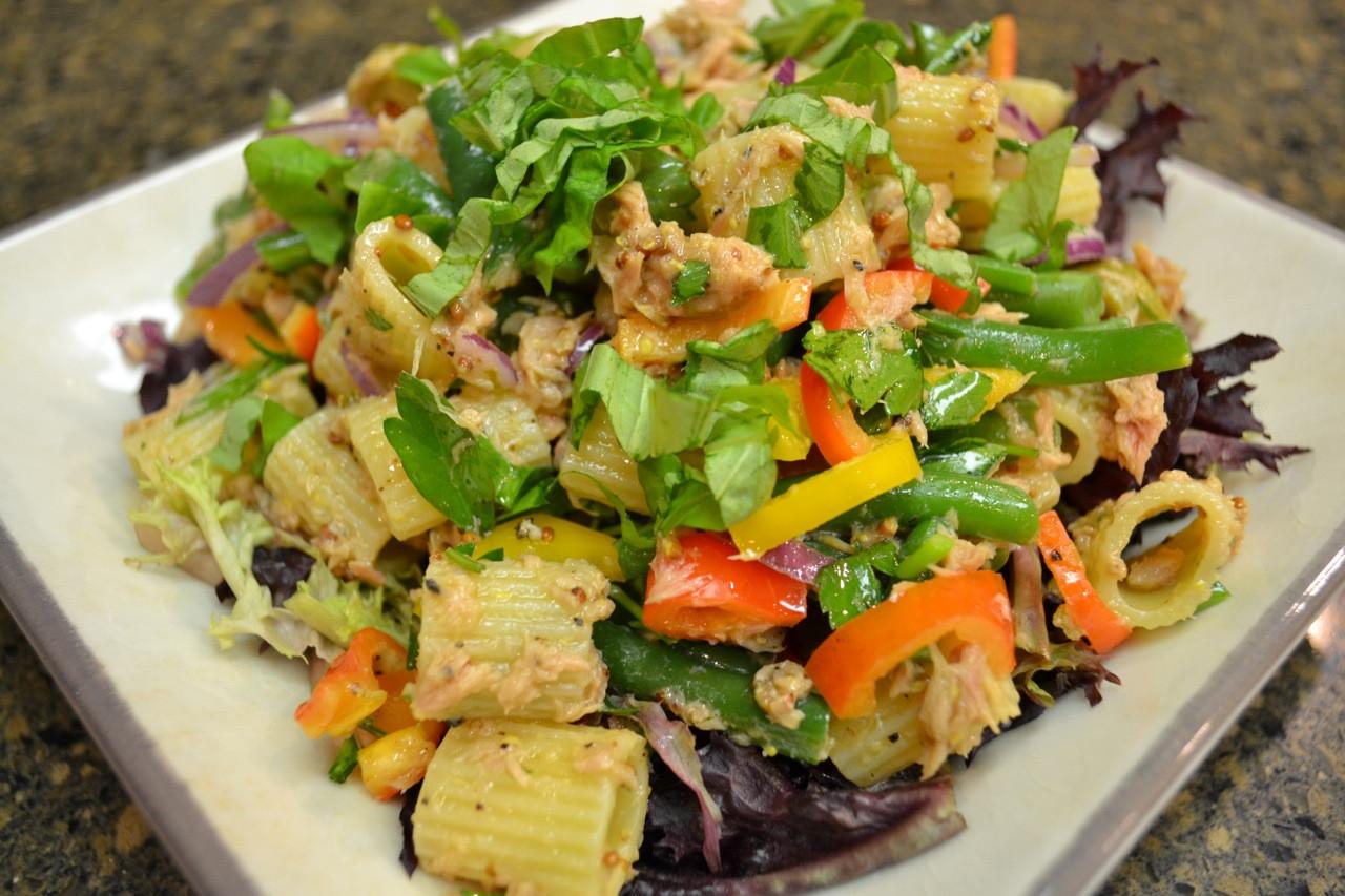 Tuna Pasta Salad  Tuna Pasta Salad Niçoise