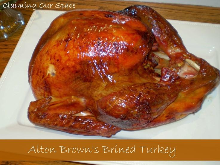 Turkey Brine Alton Brown  Best 25 Best roast turkey recipe ideas on Pinterest