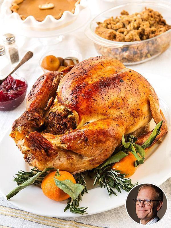 Turkey Brine Alton Brown  Grill Your Gobbler Alton Brown's Thanksgiving Turkey Tips
