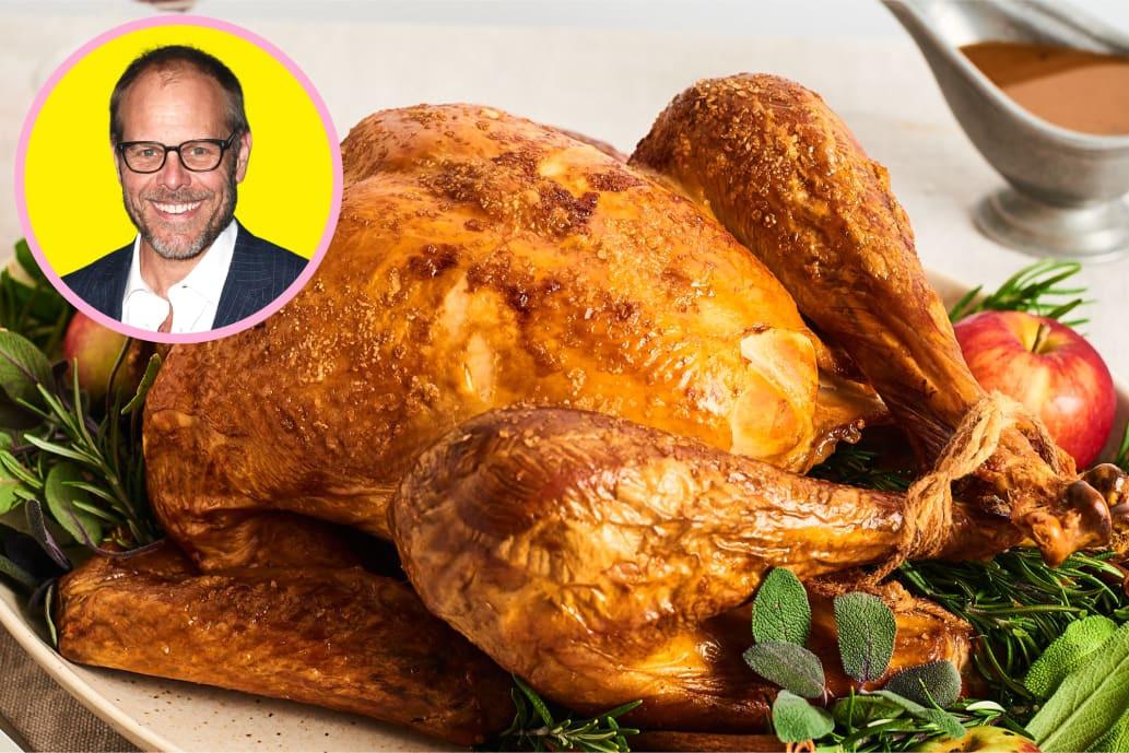 Turkey Brine Alton Brown  I Tried Alton Brown s Thanksgiving Turkey and Brine