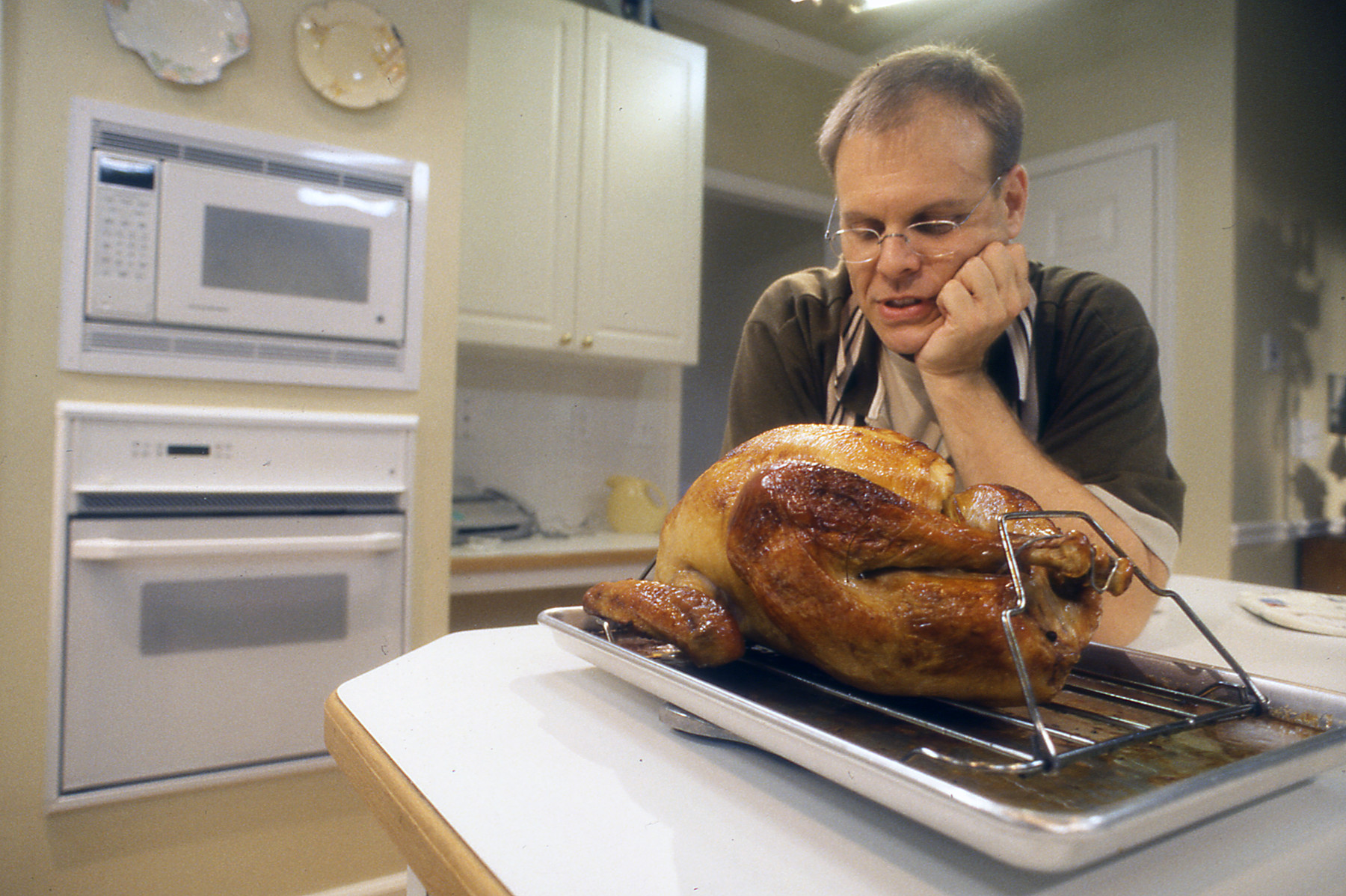 Turkey Brine Alton Brown  Alton Brown s Thanksgiving Primer