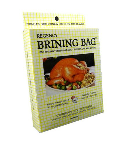 Turkey Brine Bag  Brining and smoking your Thanksgiving turkey