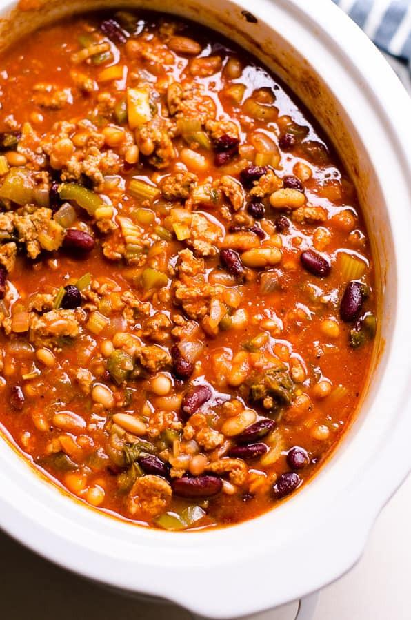 Turkey Chili Food Network  Our Best Healthy Ground Turkey Recipes Food Network