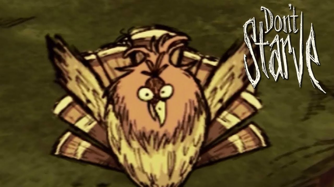 Turkey Dinner Don'T Starve  Don t Starve How to Cook Your Thanksgiving Turkey