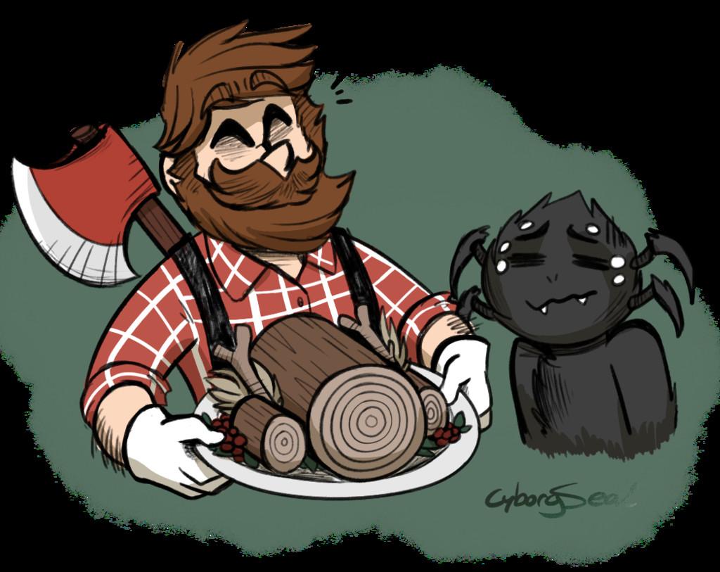 Turkey Dinner Don'T Starve  Thanksgiving Dinner by CyborgSeal on DeviantArt