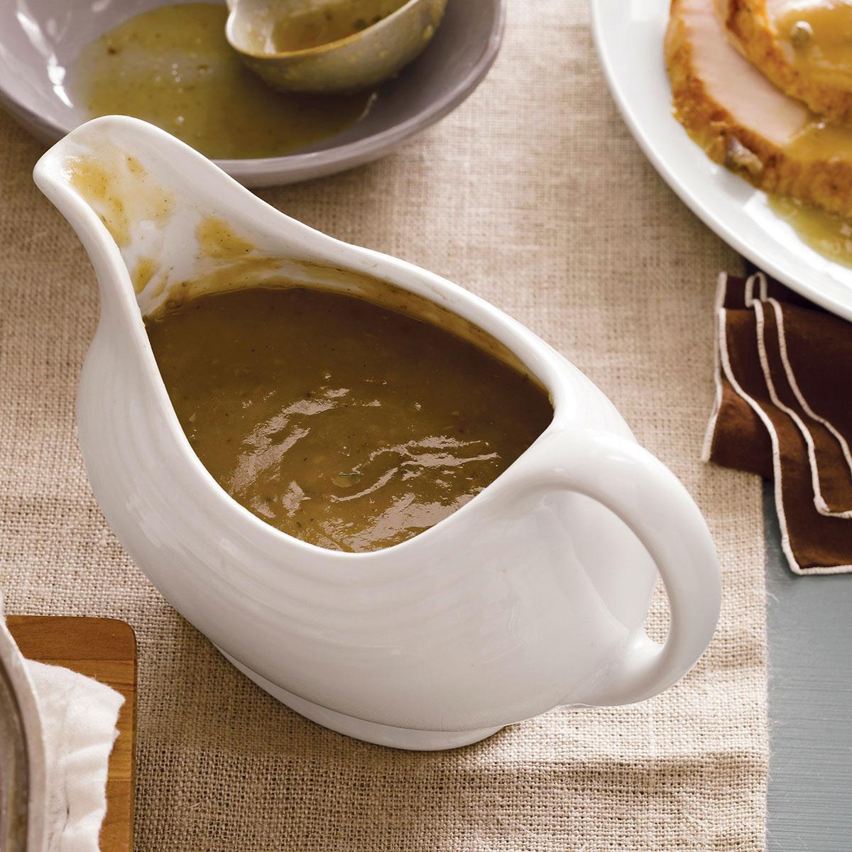 Turkey Giblet Gravy  Giblet Turkey Gravy Recipe