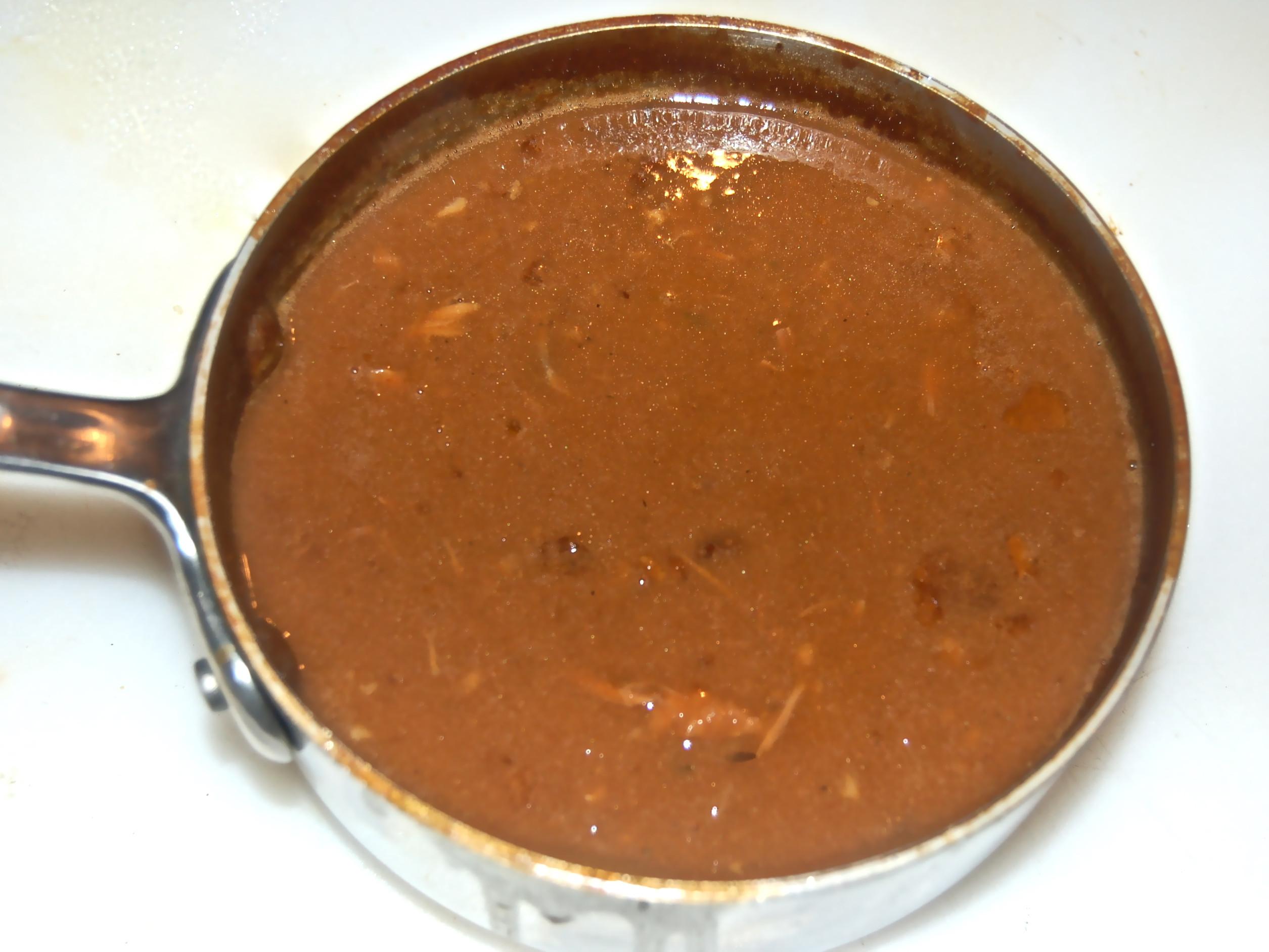 Turkey Giblet Gravy  easy turkey giblet gravy recipe