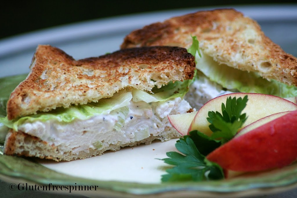 Turkey Salad Sandwich  Turkey Salad Sandwiches