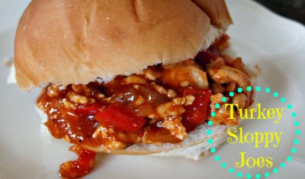 Turkey Sloppy Joes  Turkey Sloppy Joes Recipe YummyMummyClub