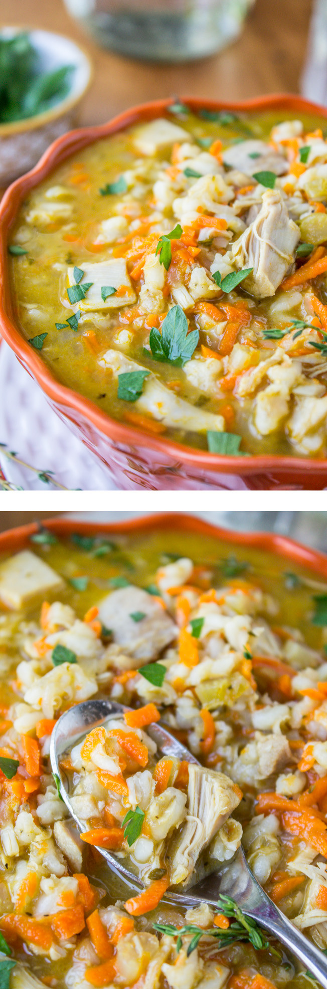 Turkey Soup From Leftover  Home Recipes BBQ Potluck Recipes About Contact Press