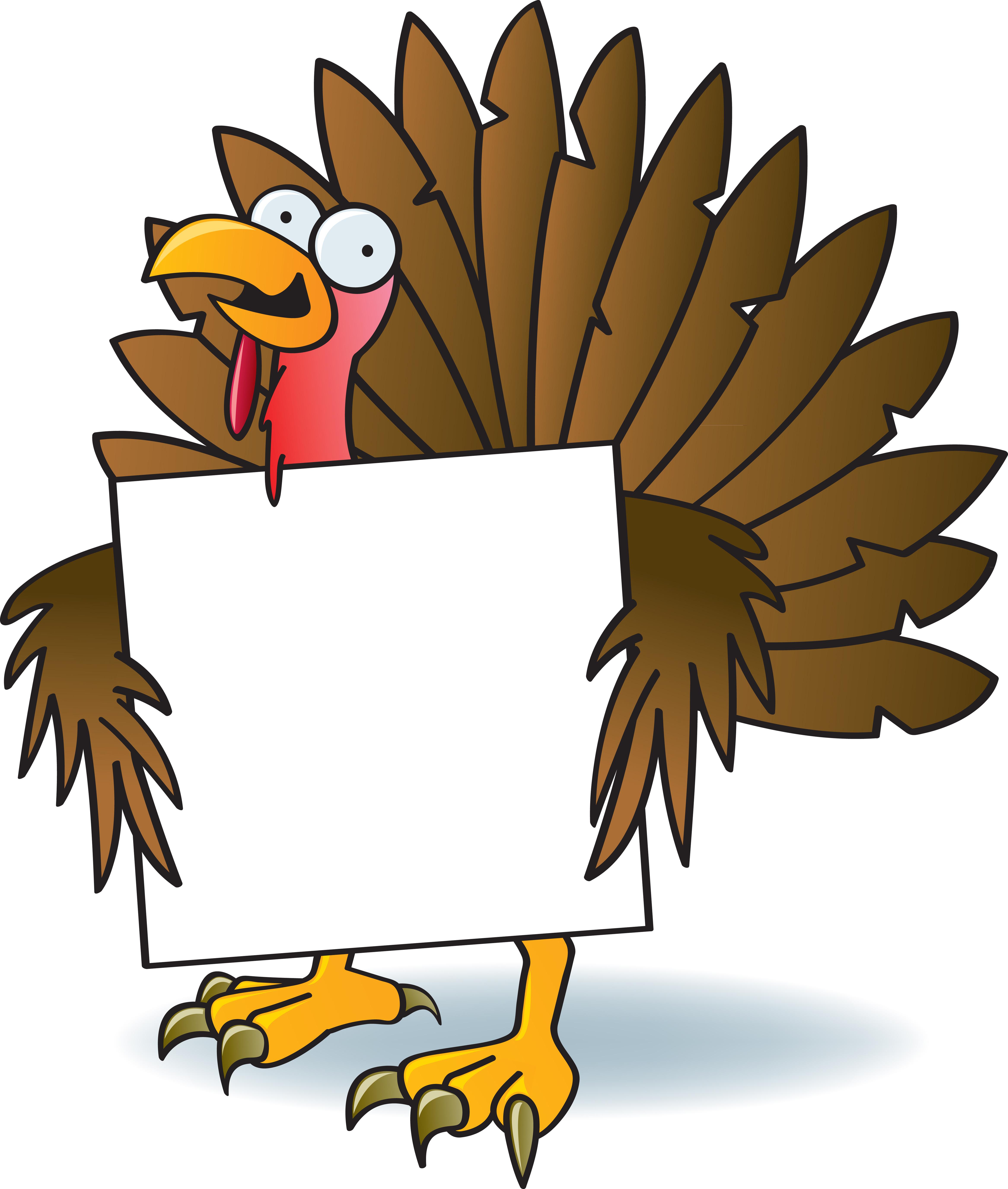 Turkey Thanksgiving Cartoon  Illustration Vector by Jamie Slavy at Coroflot