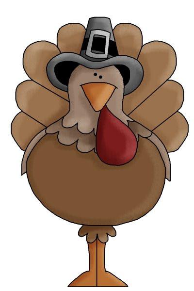 Turkey Thanksgiving Cartoon  Free Turkey Clip Art Clipartix