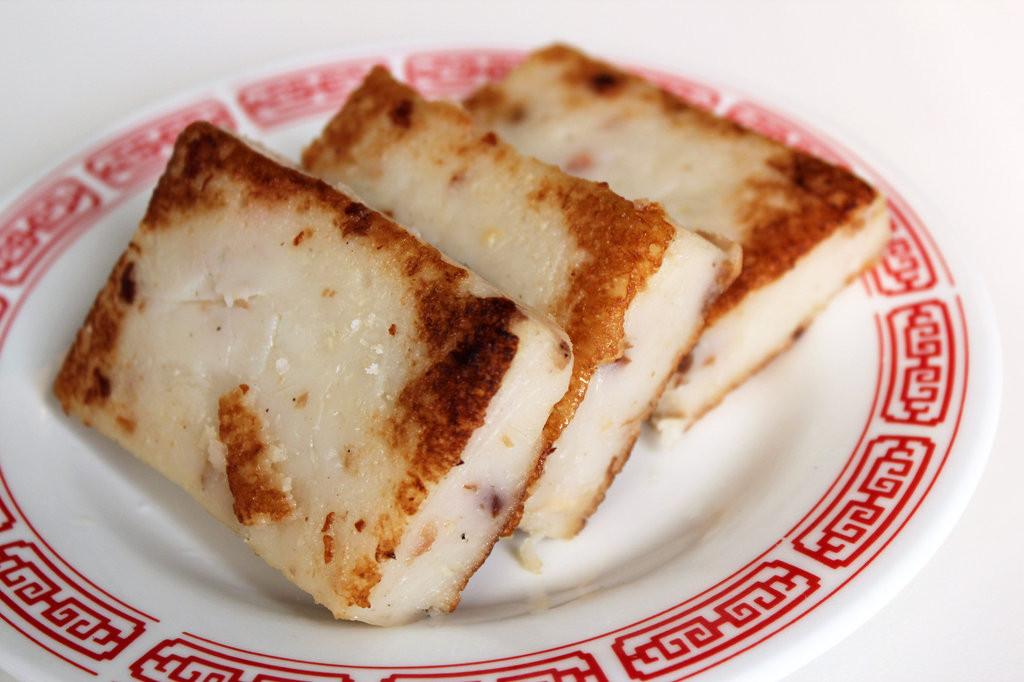 Turnip Cake Recipe  Lor Pak Gow Turnip Cake