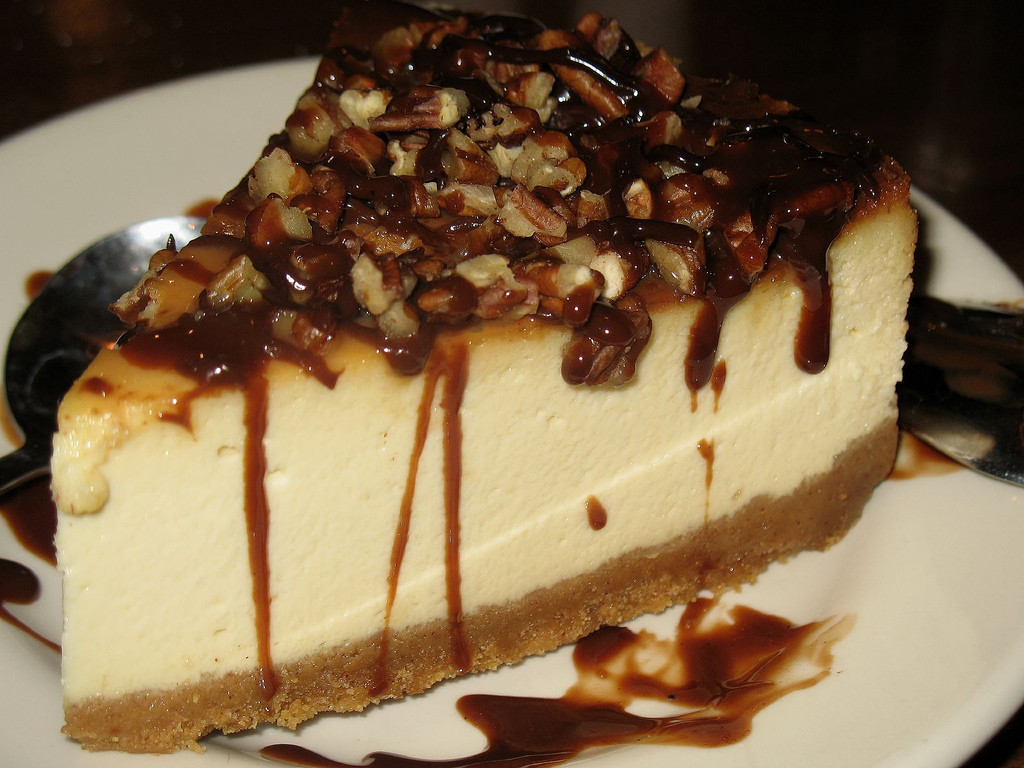 Turtle Cheesecake Recipe  Turtle Cheesecake