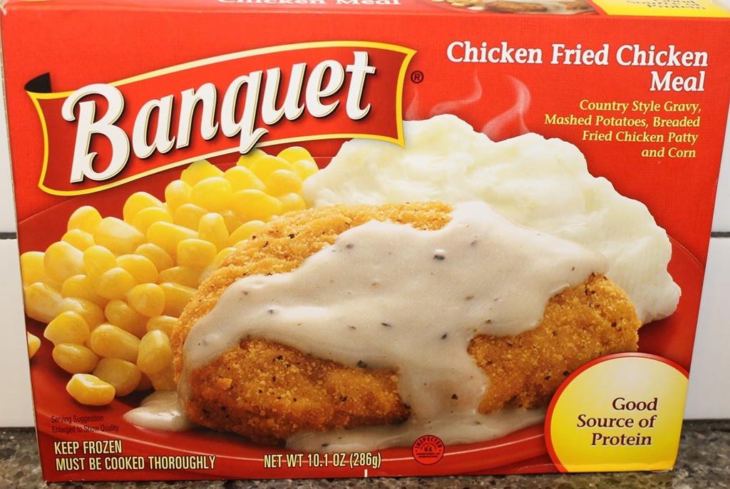 Tv Dinner Brands  The 46 Best Frozen Foods in America