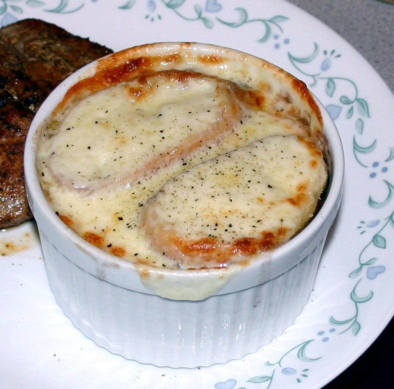 Tyler Florence French Onion Soup  Cooking