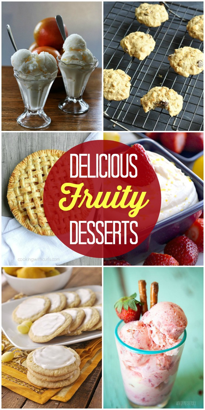 Type Of Dessert  What are all the different types of dessert