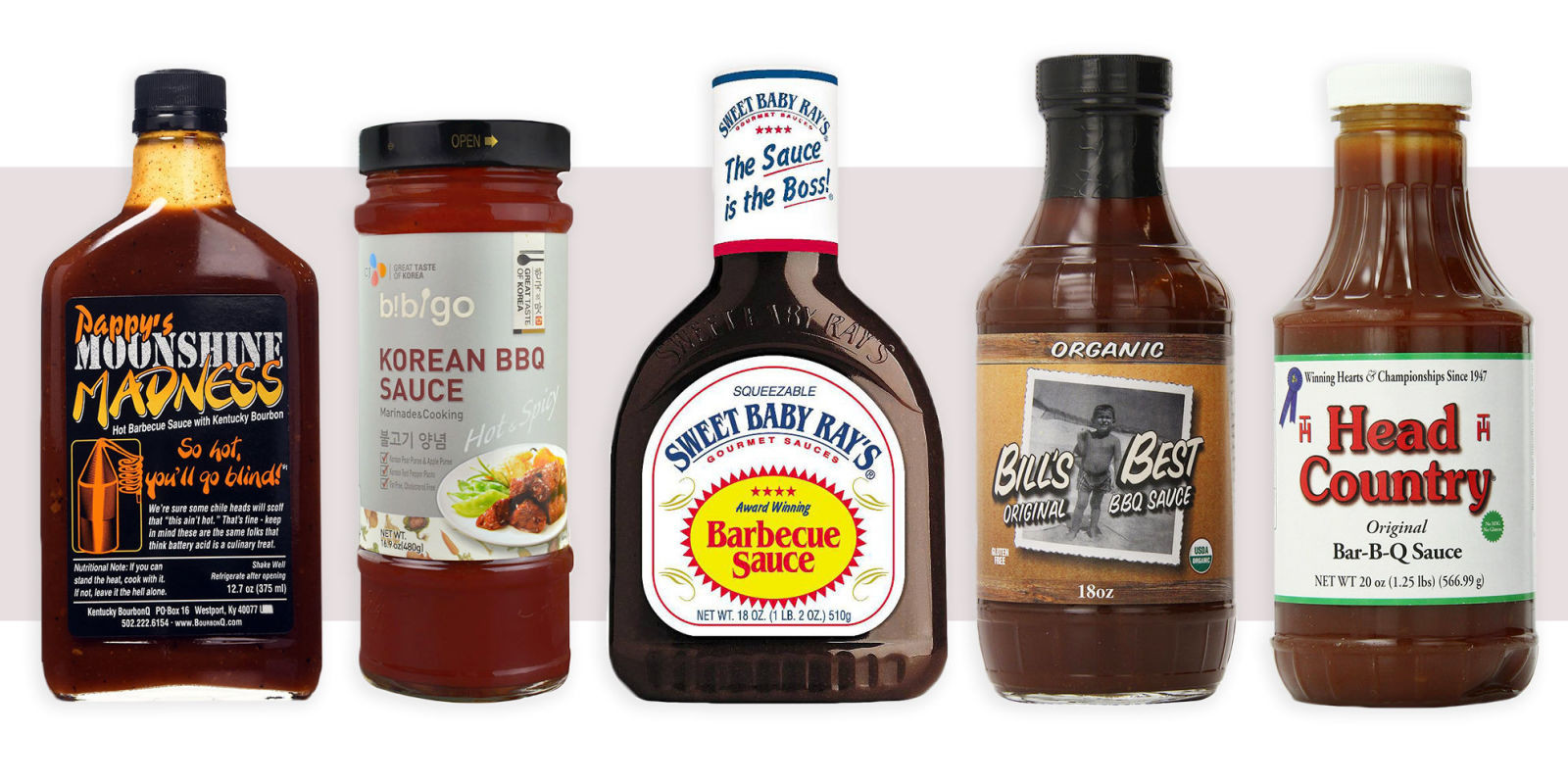 Types Of Bbq Sauce  13 Best Barbecue Sauce Brands of 2017 Sweet and Tangy