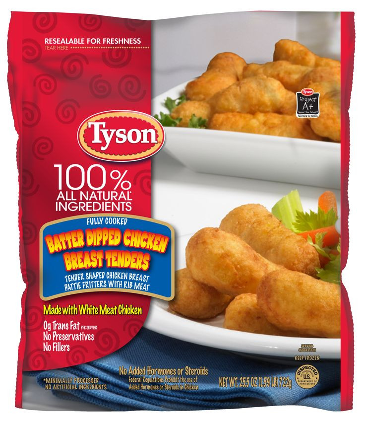 Tyson Chicken Tenders  16 best Fun Kid Meals Nug Smiles images on Pinterest