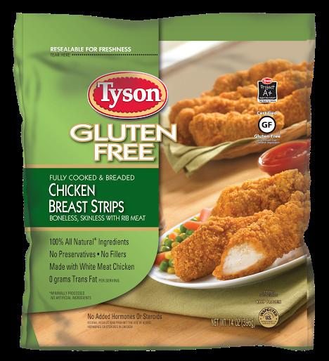 Tyson Chicken Tenders  Tyson Chicken Strips