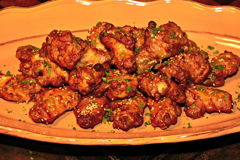 Tyson Chicken Wings  Game Day for the Gourmet Craft & Carnivores Big Game
