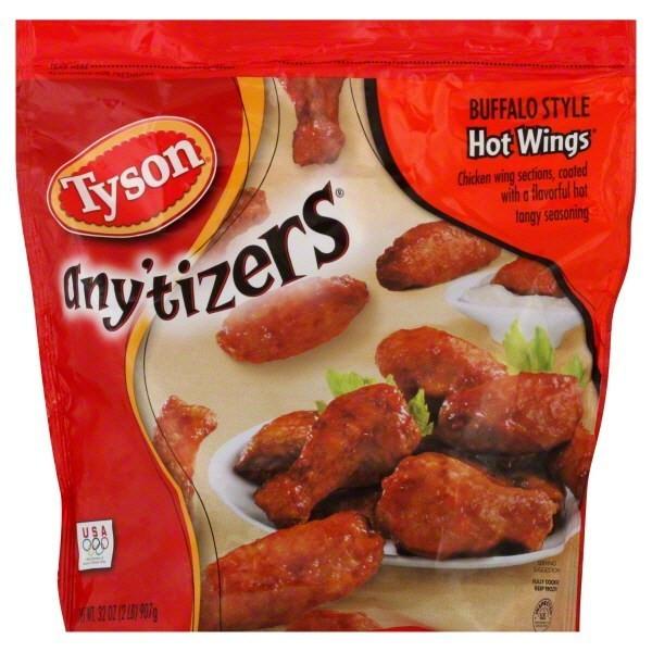 Tyson Chicken Wings  Tyson Recalls 50 000 Pounds of Chicken Wings