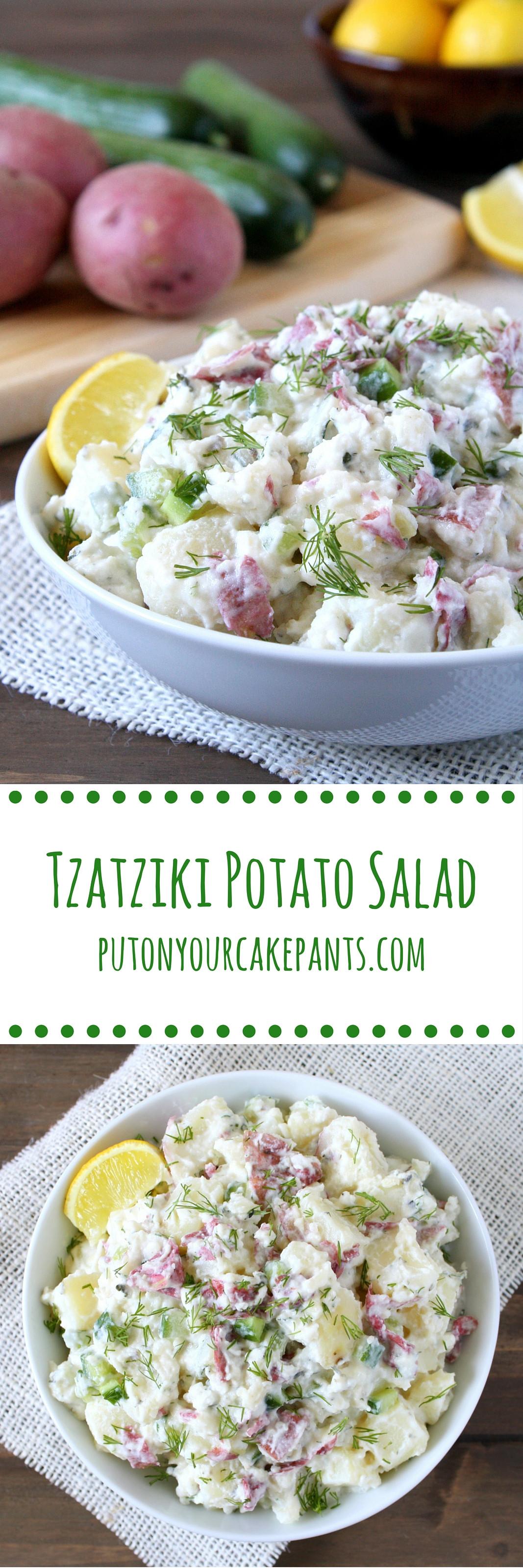 Tzatziki Sauce Kroger  Tzatziki Potato Salad